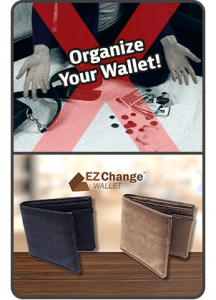 EZ Change Wallet
