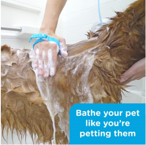 Aquapaw - Bathe your pet like you're petting them
